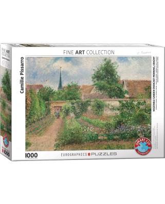 Puzzle Eurographics - Camille Pissarro: Camille Pissarro, 1000 piese (6000-0825)