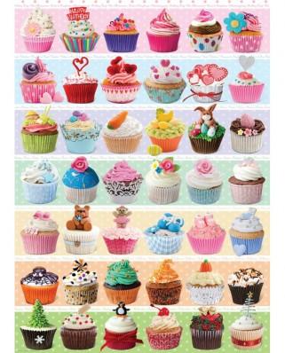 Puzzle Eurographics - Cupcake Celebration, 1000 piese (6000-0586)