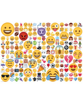 Puzzle Eurographics - Emotipuzzle - What's your Mood, 1000 piese (6000-0816)