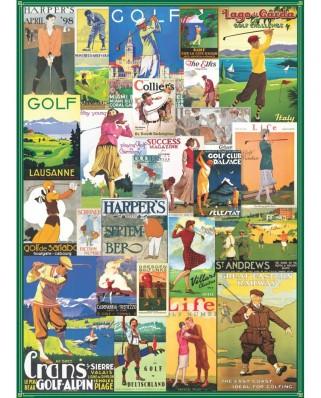 Puzzle Eurographics - Golf Around the World, 1000 piese (6000-0933)