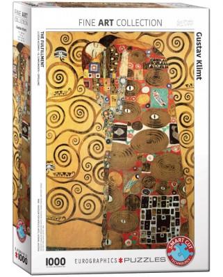 Puzzle Eurographics - Gustav Klimt: Die Absolvierung, 1000 piese (6000-9961)