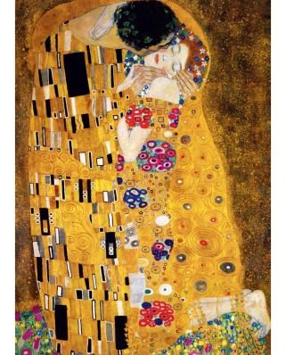 Puzzle Eurographics - Gustav Klimt: The Kiss, 1000 piese (6000-4365)