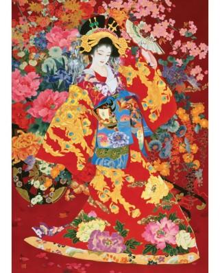 Puzzle Eurographics - Haruyo Morita: Agemaki, 1.000 piese (6000-0564)