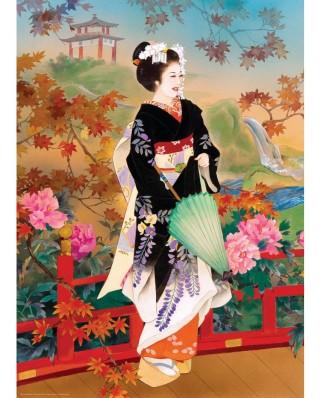 Puzzle Eurographics - Haruyo Morita: Higasa, 1.000 piese (6000-0742)
