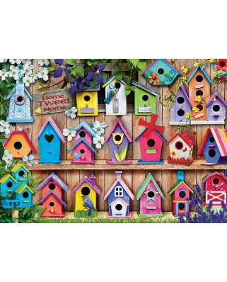 Puzzle Eurographics - Home Tweet Home, 1000 piese (6000-5328)