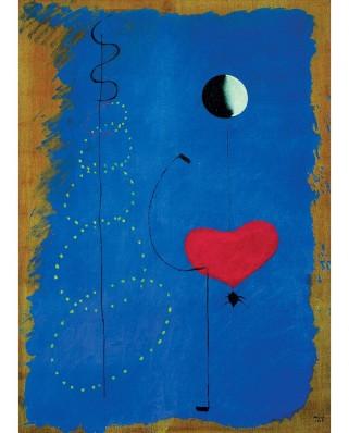 Puzzle Eurographics - Joan Miro: Ballerina II, 1.000 piese (6000-0854)