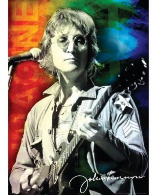 Puzzle Eurographics - John Lennon, 1.000 piese (6000-0808)