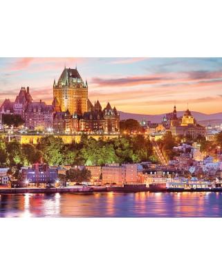 Puzzle Eurographics - Le Vieux-Quebec, 1.000 piese (6000-0763)
