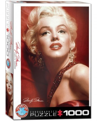 Puzzle Eurographics - Marilyn Monroe, 1000 piese (6000-0812)