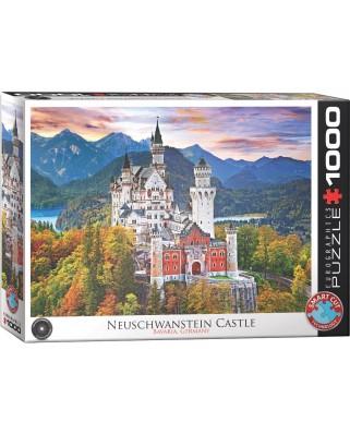 Puzzle Eurographics - Neuschwanstein, Germany, 1000 piese (6000-0946)