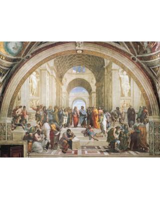 Puzzle Eurographics - Raphael: Die Schule von Athen, 1.000 piese (6000-4141)