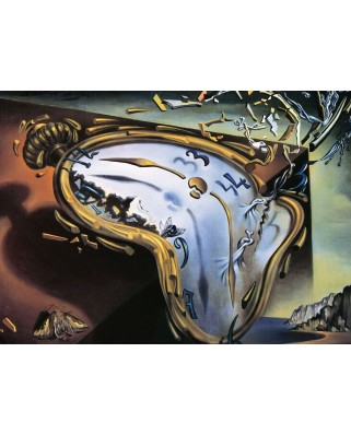 Puzzle Eurographics - Salvador Dali: Melting Clocks, 1.000 piese (6000-0842)
