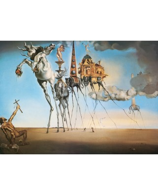 Puzzle Eurographics - Salvador Dali: The Temptation of St. Anthony, 1000 piese (6000-0847)