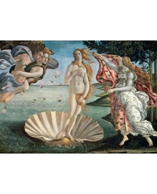 Puzzle Eurographics - Sandro Botticelli: Die Geburt der Venus, 1000 piese (6000-5001)