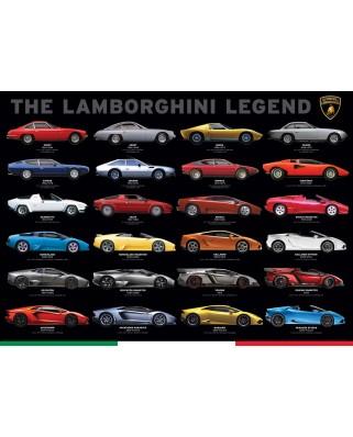 Puzzle Eurographics - The Lamborghini Legend, 1.000 piese (6000-0822)