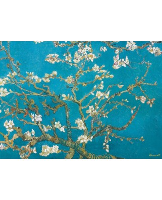 Puzzle Eurographics - Vincent Van Gogh: Almond Branches in Bloom, 1000 piese (6000-0153)