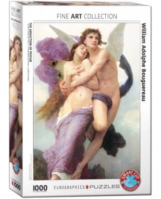 Puzzle Eurographics - William Bouguereau: Die Entfuhrung der Psyche, 1000 piese (6000-0019)