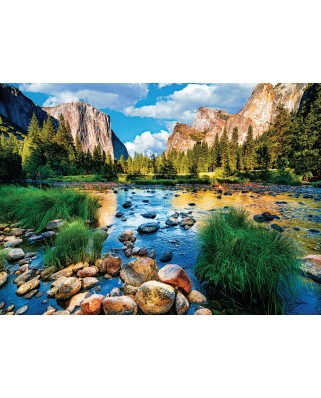 Puzzle Eurographics - Yosemite National Park, USA, 1000 piese (6000-0947)