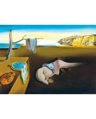 Puzzle Eurographics - Salvador Dali: The Persistence of Memory, 1.000 piese (6000-0845)