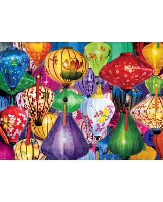 Puzzle Eurographics - Asian Lanterns, 1000 piese (6000-5469)