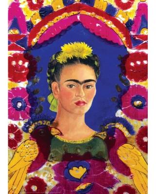 Puzzle Eurographics - Frida Kahlo: Frida Kahlo, 1.000 piese (6000-5425)