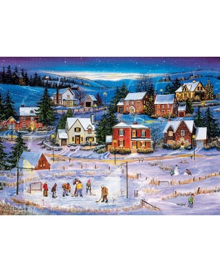 Puzzle Eurographics - Stars on the Ice, 1.000 piese (6000-5440)