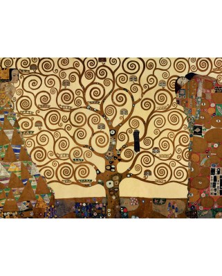 Puzzle Eurographics - Gustav Klimt: The Tree of Life, 1.000 piese (6000-6059)