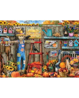 Puzzle Eurographics - Harvest Time, 1.000 piese (6000-5448)