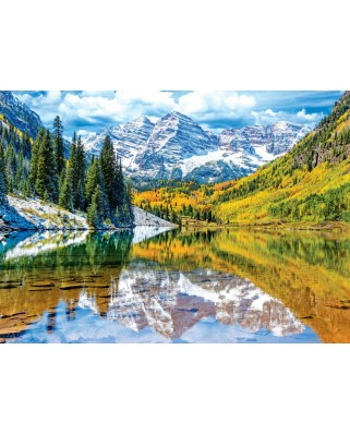 Puzzle Eurographics - Rocky Mountain National Park, 1000 piese (6000-5472)