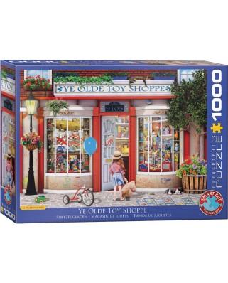 Puzzle Eurographics - Ye Old Toy Shoppe, 1000 piese (6000-5406)