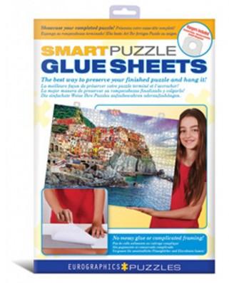 Puzzle Eurographics - Smart Puzzle Glue Sheets (8955-0101)