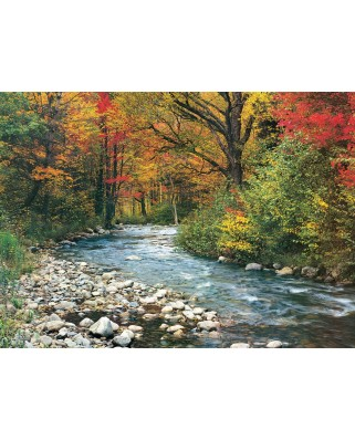 Puzzle Eurographics - Forest Stream, 1.000 piese (6000-2132)