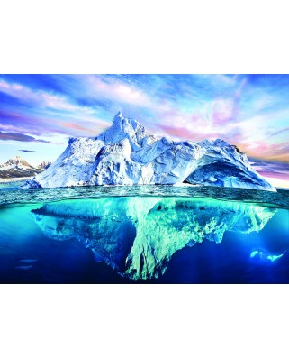 Puzzle Eurographics - Save the Planet! Arctic, 1000 piese (6000-5539)