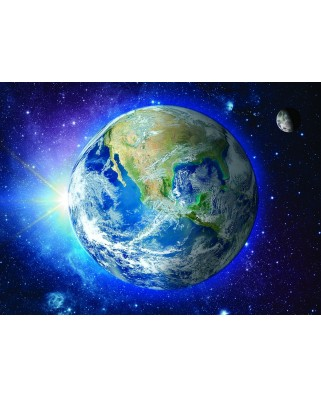 Puzzle Eurographics - Save the Planet! The Earth, 1.000 piese (6000-5541)