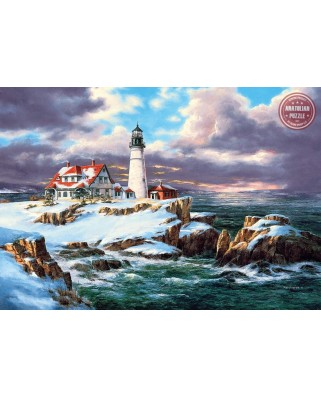 Puzzle Anatolian - Portland Head Lighthouse, 260 piese (3303)