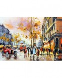 Puzzle Anatolian - Evening in Istanbul, 500 piese (3563)