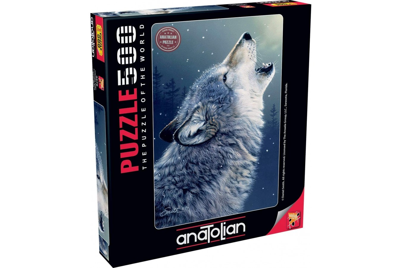 Puzzle Anatolian - Ascending Song, 500 piese (3576)