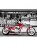Puzzle Anatolian - Red Chopper, 1000 piese (1019)