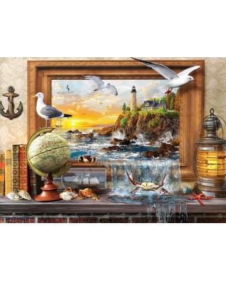 Puzzle Anatolian - Marine To Life, 1000 piese (1025)