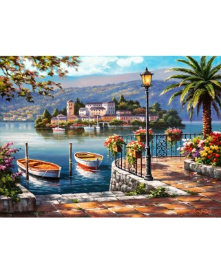 Puzzle Anatolian - Lago Del Porto, 1000 piese (3129)