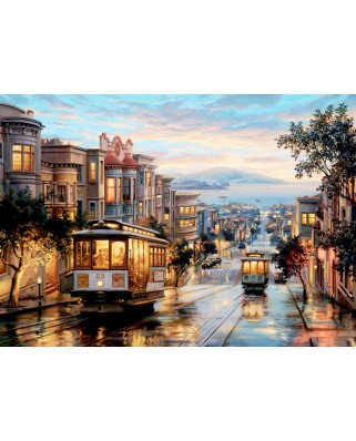 Puzzle Anatolian - Cable Car Heavens, 1500 piese (4531)