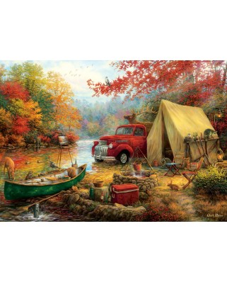 Puzzle Anatolian - Share The Outdoors, 1500 piese (4540)