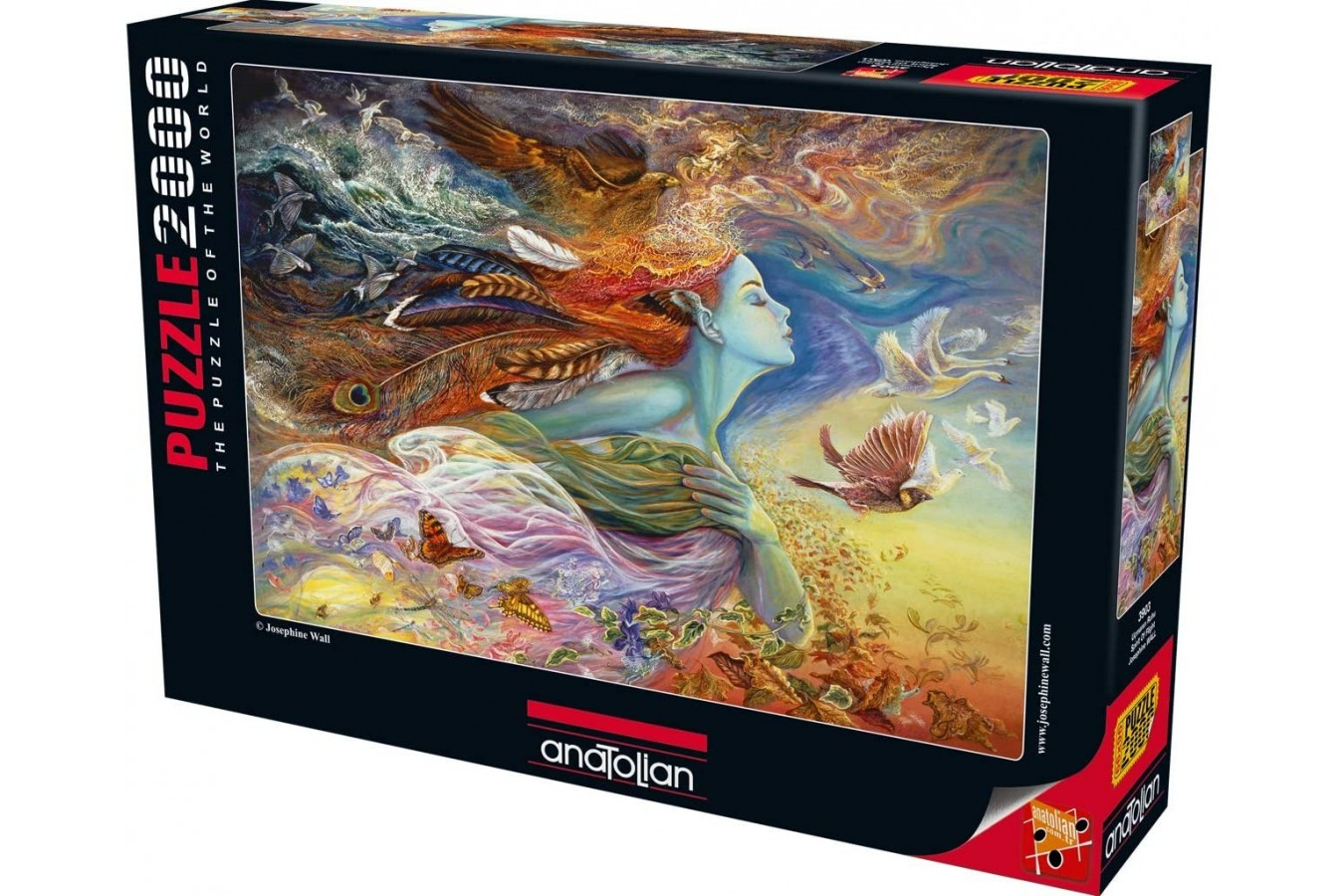 Puzzle Anatolian - Spirit Of Flight, 2000 piese (3903)