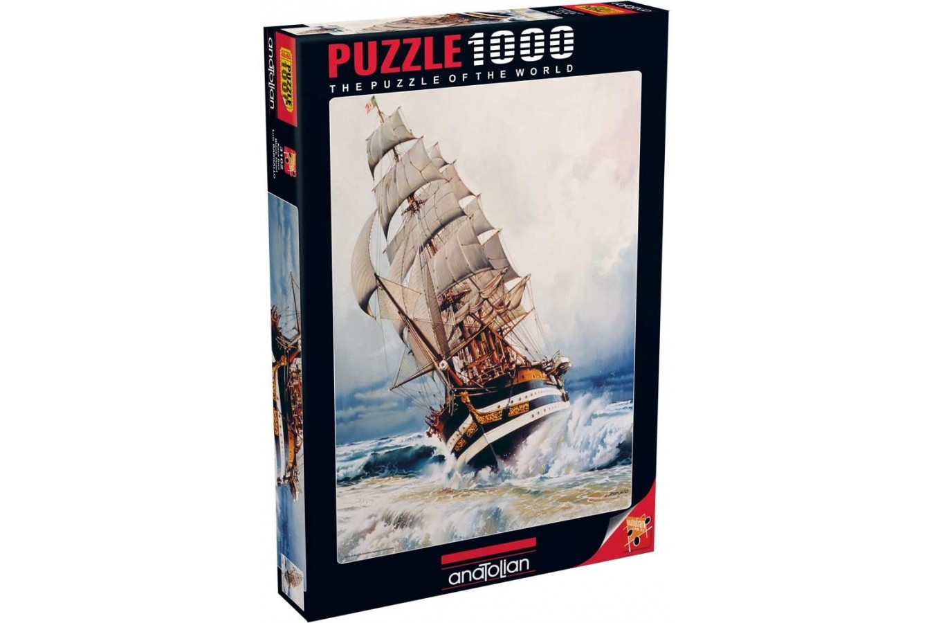 Puzzle Anatolian - Black Pearl, 1000 piese (3102)