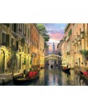 Puzzle Anatolian - Venice at Dusk, 3000 piese (4904)