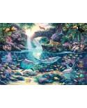 Puzzle Anatolian - Jungle Paradise, 3000 piese (4908)