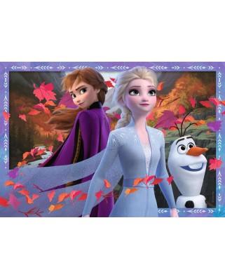 Puzzle Ravensburger - Frozen 2, 2x24 piese (05010)