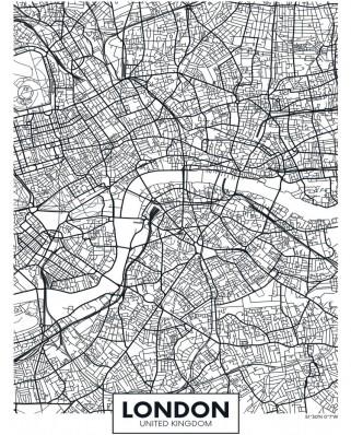 Puzzle Ravensburger - Marele Oras, 200 piese XXL (12963)