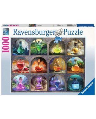Puzzle Ravensburger - Potiuni, 1.000 piese (16816)
