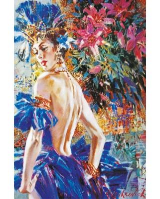 Puzzle Gold Puzzle - Gorgeous Cabaret, 1500 piese (Gold-Puzzle-61086)